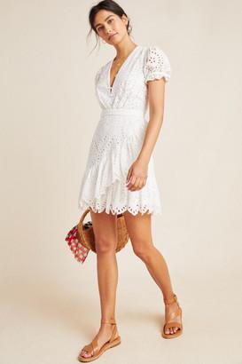 Yumi Kim Lara Lace Mini Dress