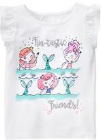 Gymboree Mermaid Tee