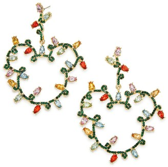 Disney Mickey Mouse Holiday Lights Earrings by BaubleBar