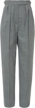 Max Mara Supremo Wool-Blend Tapered Pants