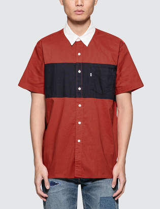 Levi's Pieced S/S Shirt