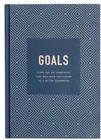 Kikki.k Goals: Inspiration Journal - Blue/green