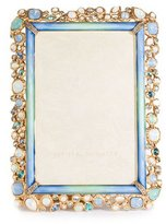 "Jay Strongwater Emery Bejeweled Frame, 4"" x 6"""