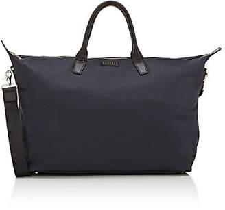 Barneys New York Men's Medium Weekender Bag - Blue