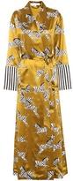 Olivia von Halle Capability silk robe