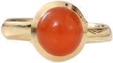 Tamara Comolli Small Carnelian Bouton Ring