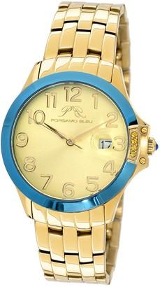 Women's Olivia Swarovski Crystal Accented Quartz Watch, 40mm