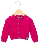 Jean Bourget Girls' Crew Neck Cardigan w/ Tags