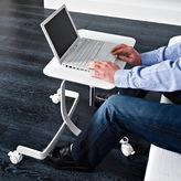 Domitalia Media Side Desk White