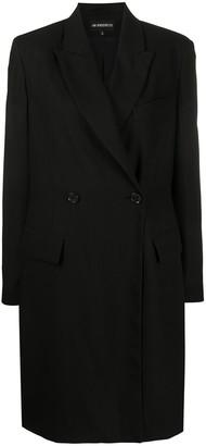 Ann Demeulemeester Wrap Style Overcoat