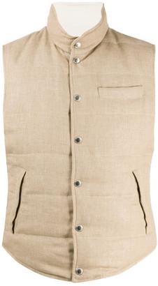 Brunello Cucinelli Down Waistcoat