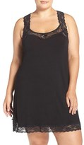 Honeydew Intimates Plus Size Women's Ahna Knit Chemise