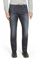Hudson 'Byron' Slim Straight Leg Jeans (Dunlin)