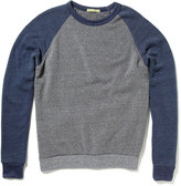 Alternative Apparel Men's Champ Raglan Sweatshirt