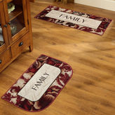 JCPenney Brumlow Sentiments Washable Kitchen Rug