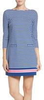 Lilly Pulitzer 'Irina' Stretch Cotton A-Line Dress