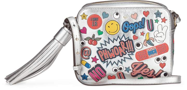 Anya Hindmarch All-Over Stickers Crossbody