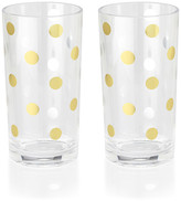 Kate Spade Highball Glasses