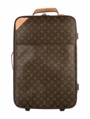 Louis Vuitton Monogram Pegase 60 Brown