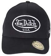 Von Dutch Mens Logo Trucker Hat