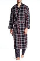 Majestic Terry Velour Kimono Robe