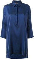 P.A.R.O.S.H. tunic shirt - women - Silk/Spandex/Elastane - L
