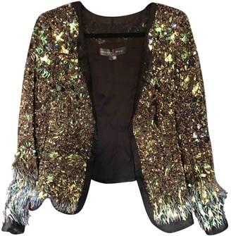 Theyskens' Theory Metallic Silk Jackets