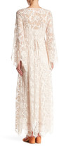 Free People 'Bell' Lace Maxi Dress