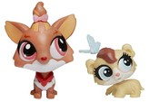 Littlest Pet Shop Pet Pawsabilities Benson Detwyler & Harris Faulkner