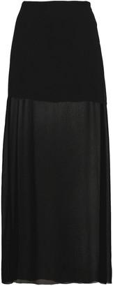 Ann Demeulemeester Voile Maxi Skirt