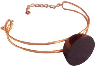 Marc By Marc Jacobs Gold Metal Necklaces