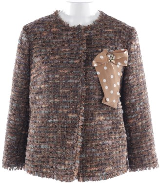 Thomas Rath Multicolour Wool Jacket for Women