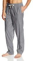 Perry Ellis Men's Chambray Woven Pajama Pant