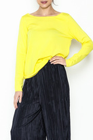 Sferra Yellow Sweatshirt