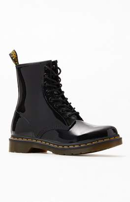 Dr. Martens Women's 1460 Patent Leather Boots