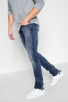7 For All Mankind Paxtyn Skinny In Ca70
