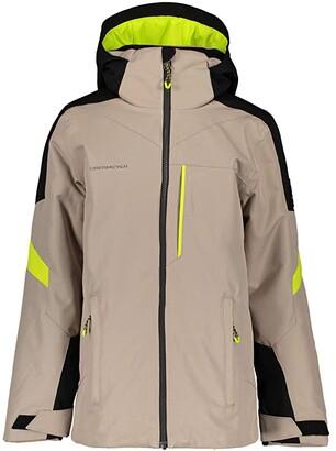 Obermeyer Fleet Jacket (Little Kids/Big Kids) (Black) Boy's Jacket