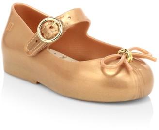 Mini Melissa Baby's, Little Girl's & Girl's Sweet Love PVC Mary Janes