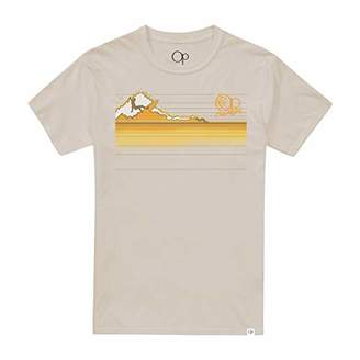 Ocean Pacific Men's SURF Gradient T-Shirt,X (Size:X-Large)