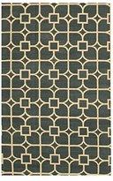 EORC, LLC DM83BL9X12 Kilim Rug (Handmade Quality), 9' x 12', Blue