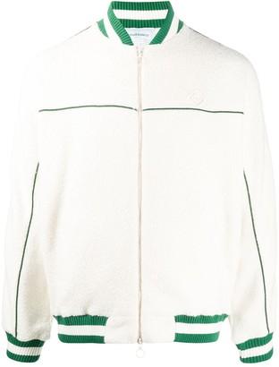 Casablanca Striped Trim Track Jacket
