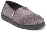 Toms Alpargata Glitter Slip-On Sneaker (Toddler, Little Kid, & Big Kid)
