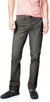 Aeropostale Slim Straight Color Wash Chinos