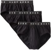 HUGO BOSS BOSS Men's Cotton 3 Pack Traditional Brief
