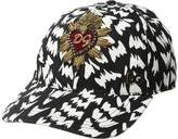 Dolce & Gabbana Sacred Heart Baseball Cap