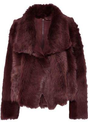 Yves Salomon Reversible Shearling Jacket