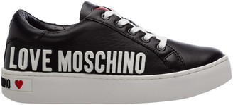 Love Moschino Logo Sneakers
