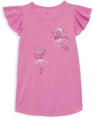 Petit Lem Little Girl's Fairy Twirl Nightgown