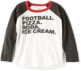 Chaser Football & Food Tee