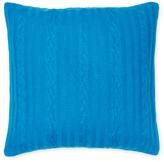 Cashmere Cable Knit Pillow